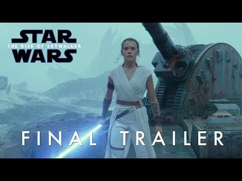 'Star Wars: Episode IX: The Rise of Skywalker' Final Trailer
