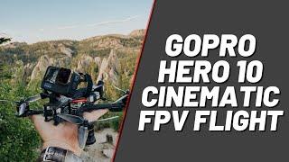 GoPro Hero 10 - Cinematic FPV Flight in the Black Hills