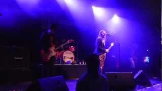 D-A-D - UNOWNED live - Dortmund 20.02.2013