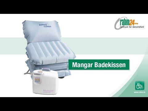 rahm24.de - Mangar Badekissen Badewannenlift