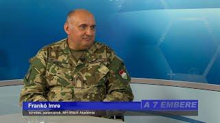 A Hét Embere - Frankó Imre / TV Szentendre / 2020.10.05.