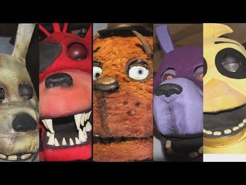 Dr Creepy Pastas Real life animatronics! :: Five Nights at