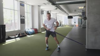 Workout Wednesday: Lateral movements to get you fit