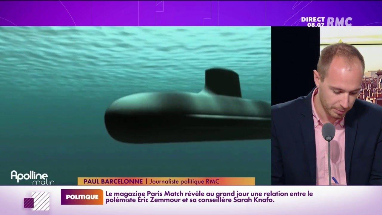 Crise des sous-marins: le président de Naval Group sort du silence