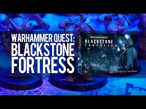 Blackstone Fortress: Grimdark 40k Dungeon Crawling