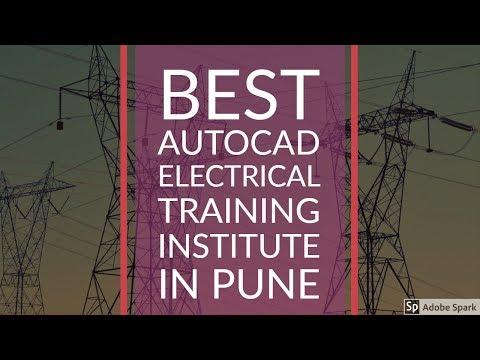 AutoCAD Electrical training Institute | CADD Centre Design Studio ...