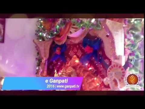 Amit Gupta Home Ganpati Decoration Video