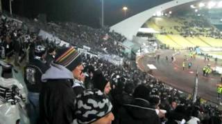 preview picture of video 'UDINE-PAOK 16.02.2012'