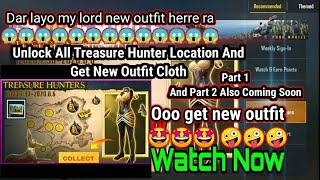 New Treasure Hunter event 6 Treasure hunter location n collect new awesome outfit cloth part 1