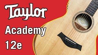 Taylor Academy 12e Review & Demo