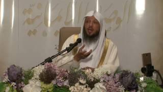 فضيلة الشيخ: سعد العتيق وصايا سورة الحجرات