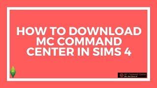 sims 4 mods mc command center download - TH-Clip