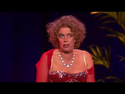 Voorstelling van Brigitte Kaandorp in De Meerpaal is uitverkocht
