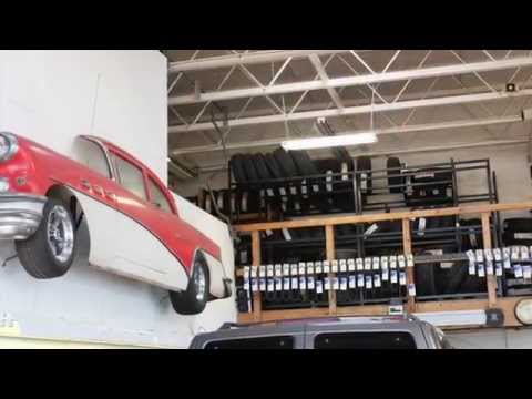 Peninsula Tireland Auto Centre video