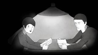 Kadr z teledysku Dom dobry tekst piosenki Pablopavo i Ludziki