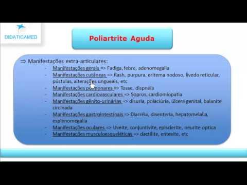 Tratamentul artrozei reumatoide a articulațiilor