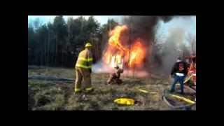 Tamarack Lodge Fire