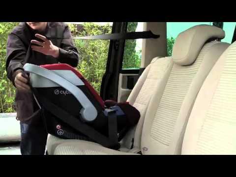 Seguridad En El Autom Vil 0 4 A Os Babydoctorblog