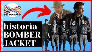 BOMBER JACKET: CONOCE LA HISTORIA Y LOS 3 MODELOS BÁSICOS