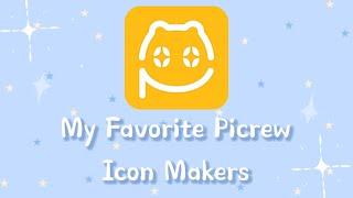 cute picrew icon makers