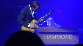 Joe Bonamassa Midnight Blues Royal Albert Hall 30th March 2013