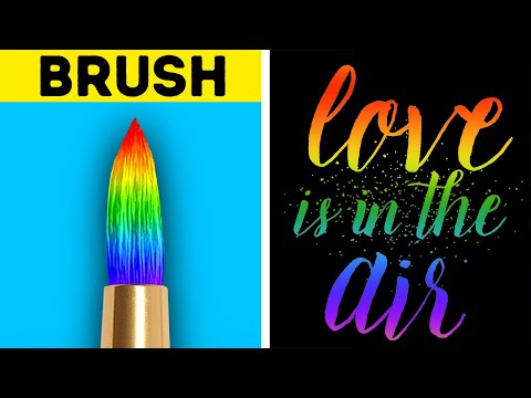 35 FANTASTIC PAINTING TRICKS YOU HAVE NEVER TRIED BEFORE