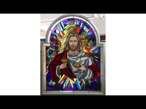 Ejemplos de vitrales realizados en Vitro Arte