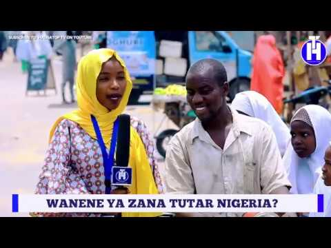 Wanene Ya Zana Tutar Nigeria? | Street Questions (EPISODE 43)