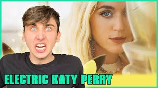 REACTING TO ELECTRIC BY KATY PERRY