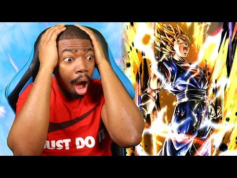 6000 CRYSTAL SUMMONS!!! CAN WE FINALLY GET LF SUPER VEGITO!?! Dragon Ball Legends Gameplay!
