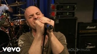 Daughtry - It's Not Over (AOL Music Sessions)