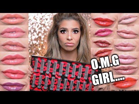 Velvet Liquid Lipstick by Kylie Cosmetics #5