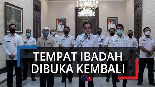 Penerapan New Normal, Pemkot Bogor Izinkan Tempat Ibadah Kembali di Buka