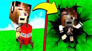 ANNA SI FA MALE CON I BOTTI DI CAPODANNO! - Scuola di Minecraft #15