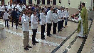 Rito de Investidura de Novos Ministros - Missa de Investidura de Novos Ministros da Sagrada Eucaristia (13.10.2018)