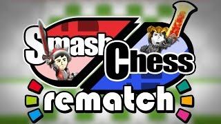 Smash Chess Rematch with Hero TJ & Dark TJ