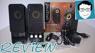 Creative Gigaworks T20 Series II Sound Test | Vergleich Logitech Z333 Lautsprecher | FinalTestMan