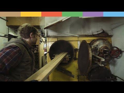 Davoser Schlitten - Die Produktion eines Klassikers