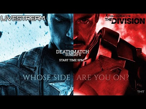 TOM CLANCY´S THE DIVISION LIVE-TEAM REBIRTH VS TEAM Gourmetjay COME JOIN!!! -SUBCRIBE!!!