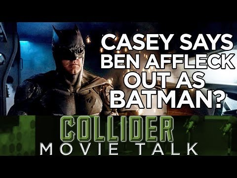 Casey Affleck Says Ben Affleck Out As Batman? - Collider Movie Talk
