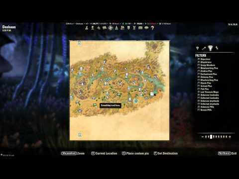 PhinixUI addon-powered interface for ESO — Elder Scrolls Online