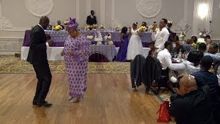 Mother and Son Dance at A Nigerian Wedding Reception Toronto Videography Videographer