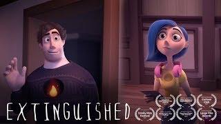 EXTINGUISHED~PERFECT   ED SHEERAN~ANIMATED SHORT FILM