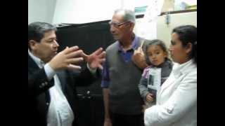 preview picture of video 'Familiares de Raúl Cardozo pidiendo entrevistarse con el gobernador - PARTE 1'