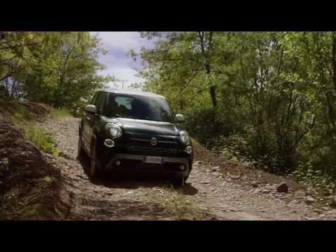 Fiat 500 L Cross Универсал класса B - тест-драйв 1