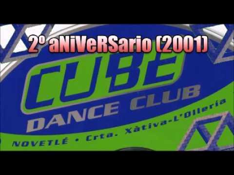Discoteca CuBe - 2º aNiVeRSaRio (2001)