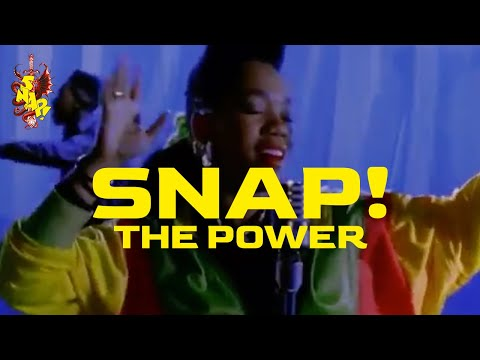 Snap - The Power video