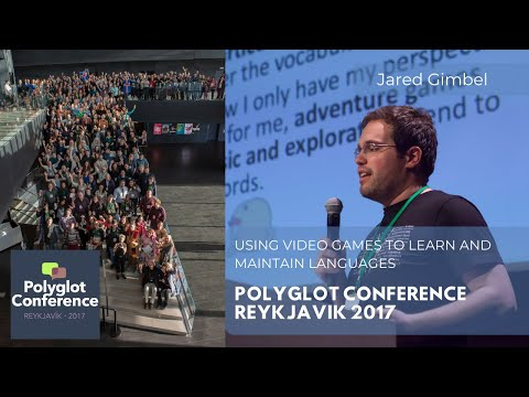 My presentation at the 2017 Polyglot Conference in Reykjavik.