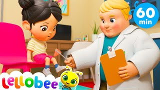 I'm Not Scared Of The Doctor + More Songs For Kids | Little Baby Bum