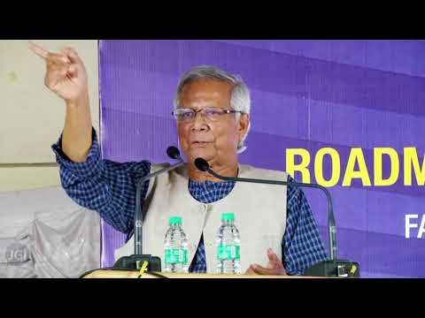 Social Business Roadmap to a Better Future - Prof. Muhamad Yunus